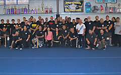 Guest Instructor at MACE in Manteca, CA 2013